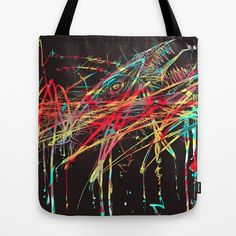 2 AM music. Tote Bag by DizzyNicky - $22.00