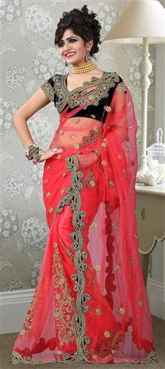 Kids Indian girls ready made easy to wear Saree for Bollywood theme party 1217