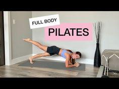 40 min Mat Pilates Workout | Full Body | No Equipment