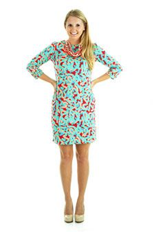 Candice Graffiti 3/4 Sleeve Shift w/ Embellishment (Graffiti Red) : $138.00   The simple, yet BOLD and FABULOUS dress is bound to make your playful side show!  Whether you're headed to the office or ready for a date-night, Candice is guaranteed to make a statement.  Already accessorized with sleeve embellishments, you're sure to look like a million bucks when you slip on and go in this 3/4 sleeve shift!    #tracynegoshian #dress #NewArrivals #shop #fall  www.tracynegoshian.com