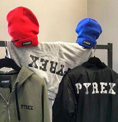 FALL WINTER16 COLLECTION #pyrex #pyrexoriginal #fallwinter16 #winterstyle #new #collection #streetstyle #nothingbetter #pyrexstyle #cap #jacket #sweatshirt #godsavethestreet