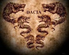 Romanian Flag, Warrior Tattoos, I Tattoo, Tattoos For Guys, Mythology, Tattoo Designs, Eagle, Skull, Ink