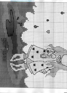 ru / Фото - Puddles Of Love - natalytretyak Stitch Doll, Stitch 2, Cross Stitch Charts, Cross Stitch Patterns, Cross Stitching, Cross Stitch Embroidery, Maileg Bunny, Cross My Fingers, Pin On