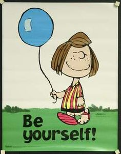 Be Yourself More