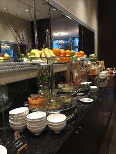 Luxury breakfast in hotel 🎻