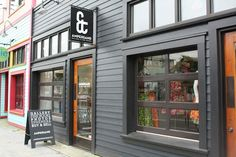 Closer to home.  Ampersand Vintage Gallery, Boutique, and Publishing House in Portland, OR.