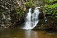 Hanging Rock State Park, Danbury, NC