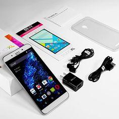 BLU Studio XL Android Smartphone - GSM Unlocked - White