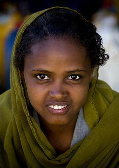 Veiled woman, Harar, Ethiopia | Flickr - Photo Sharing!