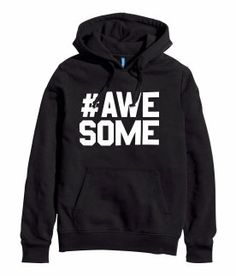 H&M Divided, #Awesome hoodie