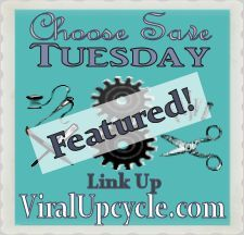 Popular Libellen aus Messern CHOOSE SAVE TUESDAY UPCYCLE LINK UP JULY Thank you so