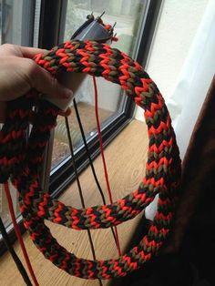 .multi color leash