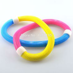 Cheap hoop set, Buy Quality hoops jewellery directly from China hoop bead Suppliers: Weighted Sport Spring Soft Hula Hoop For Weight Loss Thin Waist Slimming HO12164189