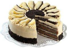Ország tortája Sweet Cookies, Cake Cookies, Torte Cake, Hungarian Recipes, Sweet And Salty, Cakes And More, Chocolate, Dessert Table, Sweet Recipes