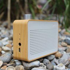 product image for Vintage Wooden Bluetooth Speaker