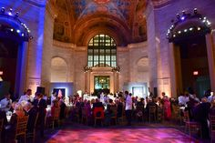 The Florence Academy of Arts held its first Beaux Arts Ball this past Friday, the 6th of November, 2015, at the elegant catering facility, Cipriani's 25 on Broadway. It was a huge success in raising funds for the Florence Academy's Building Fund, and it was a spectacular experience. To read the full article , visit http://www.artrenewal.org/articles/2015/beaux_arts_2015/Beaux_arts_ball2015.php