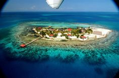 Hatchet Caye, Belize All-Inclusive Resort