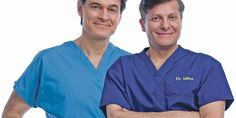Drs. Oz and Roizen