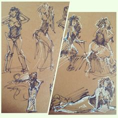 Free tranny drawings art