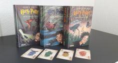Harry Potter und die Mini-Rezensionen. Willkommen zu meinem Rant über Charaktere in Band 5-7.