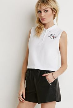 Hello Kitty Polo | Forever 21 - 2000155363