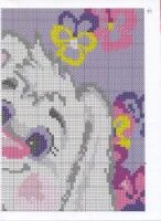 """Gallery.ru / marusiko-best5 - Альбом """"Зайка"""" Cross Stitch Pictures, C2c, Baby Blanket Crochet, Rubrics, Cushion Covers, Easter Bunny, Pixel Art, Needlepoint, Cross Stitch Patterns"""