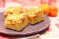 Gâteau-crumble aux abricots (pour les 7 ans de mon blog !)