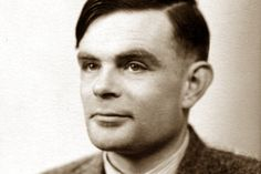 Alan Turing: He Died For Our Sins. Alan Turing: He Died For Our Sins. On Monday, the Queen of England pardoned Alan Turing. Why does this matter? Because Alan Turing was a brilliant mathematician who. Alan Turing, Code Secret, Enigma Machine, Interesting History, World History, Lgbt History, History Pics, Computer Science, Socialism