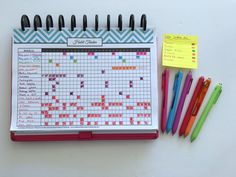why you need to use a habit tracker in your planner free printable habit tracker how to plan your day more efficiently bullet journal spread setup bujo planning