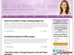 Cool 30 Days to Clear Skin-CB « Beyond Beautiful Skin Check more at http://artofliving21.com/product/30-days-to-clear-skin-cb-beyond-beautiful-skin/