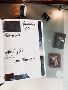 Weekly Spread, Journal Pages, Planners, Journaling, Bullet Journal, Cards Against Humanity, Caro Diario, Journal Prompts, Address Books