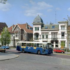 Trolleybus - Arnhem, The Netherlands