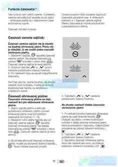Varná doska BEKO HIC 64401 - Náhľad návodu na použitie zadarmo Bullet Journal, Branding, Words, Brand Management, Identity Branding, Horse