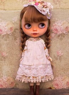 The Secret Garden~Custom Blythe Doll | Flickr - Photo Sharing!