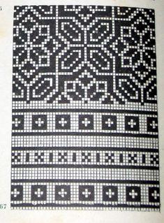 Lapas - Rokdarbu grāmatas un dažādas shēmas - Galerija - Cimdu raksti - draugiem. Tapestry Crochet Patterns, Fair Isle Knitting Patterns, Fair Isle Pattern, Knitting Charts, Knitting Stitches, Fair Isle Chart, Knitted Mittens Pattern, Chart Design, Crochet Chart