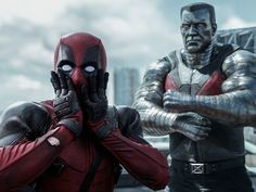 was #Deadpool really that good? #MovieTVTechGeeks #RyanReynolds #Madcap #Ajax #Marvel
