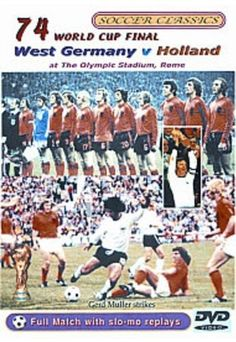 The 1974 World Cup Final - West Germany Vs Holland DVD: Amazon.co.uk: DVD & Blu-ray