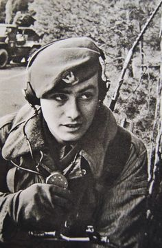 Polish People's Army Recon Unit