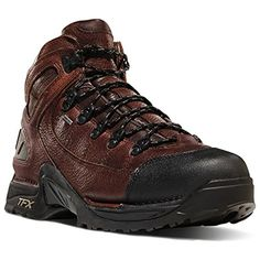 Danner 37510 453 Mens Outdoor Hiking Boot  Brown  95 w Free Darn Tough Sock -- Learn more by visiting the image link.(This is an Amazon affiliate link and I receive a commission for the sales)