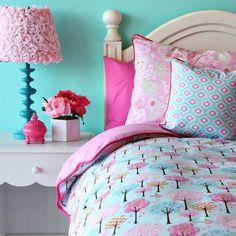 Image result for pink girls room