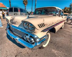 1958 chevy biscayne | by pixel fixel
