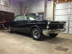 1965 Comet Cyclone'Barn Find DRIVER!! COLD dealer A/C!! 4spd 289!! Only 400 made, image 1
