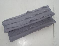 Light Gray Bridesmaid Clutch  $20.00