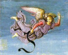 Ressurreição de Cristo, de Rafael, por volta de 1499-1502
