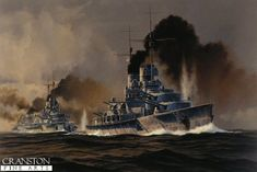 The Battle of Jutland (May 31 - June 1, 1916), between the British and German battle fleets. There was no clear victor. The British suffered heavier losses: 14 ships sunk, including 3 battle-cruisers - the Queen Mary, Indefatigable, Invincible - to the German 11. On June 2, 32 British capital ships were ready to proceed to sea; the German High Sea Fleet would need months to recover.