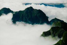 Pico Ruivo, Madeira island, Portugal ✯ ωнιмѕу ѕαη∂у