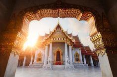 20 Maravillosos Atardeceres En Imágenes  BANGKOK,  TAILANDIA