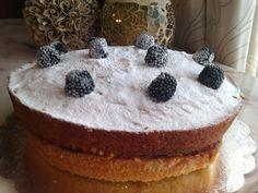Queen Victoria sponge cake - Victoria's  sponge sandwich o el pa de pessic de la Reina Victòria - no tot són postres... a la cuina