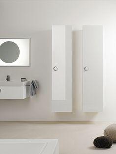 Collection de salle de bains PRECIOSA II STYLE - Meubles point d'eau, composables - 40 cm - ALLIA innove pour vous depuis 1892