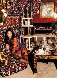 Diane von Furstenberg weve always been inspired by this woman. She embodies sisterhood & strength to us empowering generations of women through her fabulous business and beautiful timeless fashion Image from 1972 by photographer Horst. Womens Rights Feminism, Museum, Now And Forever, Red Aesthetic, Fashion Images, Vintage Photographs, Timeless Fashion, High Fashion, Von Furstenberg